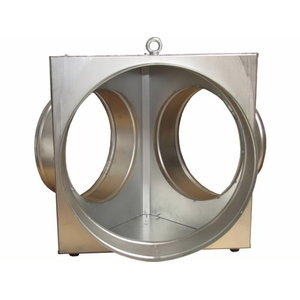 2 virzienu gaisa izvads (2x290mm) B 30 EPR, Master
