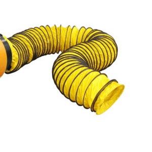 Flexible yellow hose 250mm x 7,6m - BLM 4800, Master