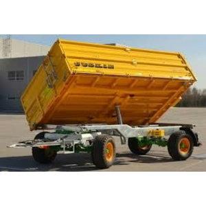 Tipping trailer  Tetra-CAP 4525, Joskin