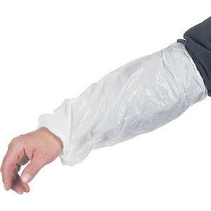 Sleeves, polyethylene, 100pcs/pack, 40 cm, 16my