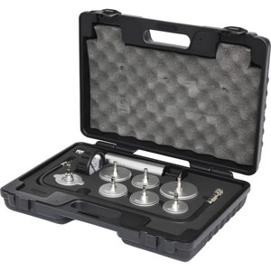 Aušinimo sistemos patikros prietaisas, 9 vnt, KS Tools