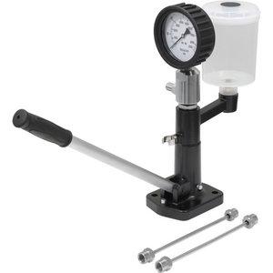 Sissepritsedüüsi kontrollseade, 0-600 baari, KS Tools