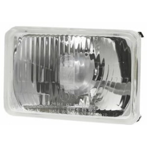 Main headlight insert HELLA RE56964; AL75338, Granit