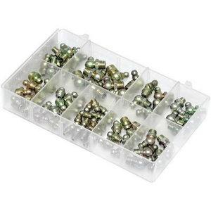 Grease nipple box 7 pcs, Hiflex