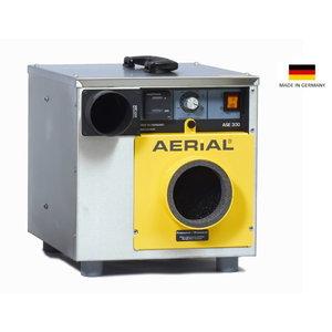 Adsorptive dehumidifier ASE 300 / 25 l/24h / 300m3/h, Master