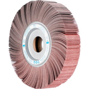 FLAP WHEEL 250x50/44,0mm A120 FR, Pferd