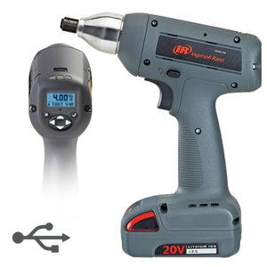 Cordless Precision Screwdriver 0,8-4 Nm QXC2PT04PQ4, Ingersoll-Rand