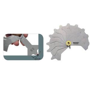 Sisenurga raadiuskaliiber 3-12mm, Vögel