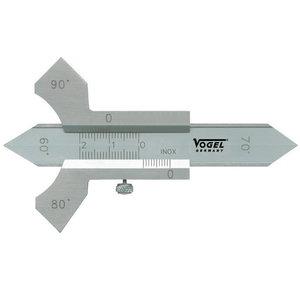 Suvirinimo siūlių slankmatis 0-20mm, Vögel