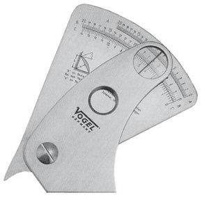 Suvirinimo siūlių slankmatis  0,1mm, Vögel