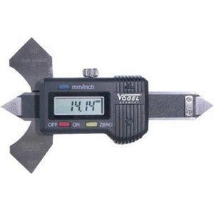 Universalus aukščio matuoklis 0-20mm, Vögel