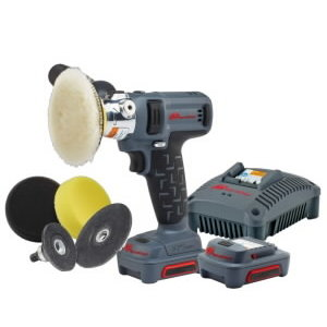 CORDLESS POLISHER-SANDER KIT, G1621EU-KIT, Ingersoll-Rand
