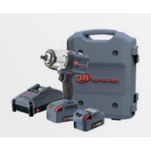"""Akumulatora triecienatslēga 1/2"""" W7152-K22-EU, BL, 2x5,0 Ah  IQv20, Ingersoll-Rand"""
