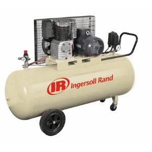 Kolbkompressor 3kW rihmülekanne PSe4b-200L-3_P (ratastel), Ingersoll-Rand