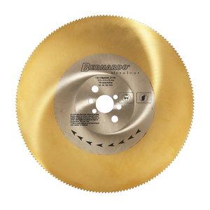 Pjūklo diskas HSS TiN-padengtas 350 x 2,5 x 40 mm, T160, Bernardo