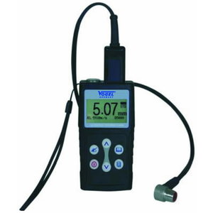 Ultrasonic thickness gauge 0,65-400mm, Vögel