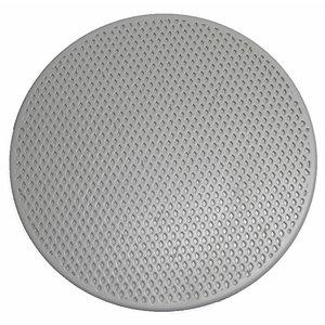 Rubbing plate perforated ų350, Rokamat