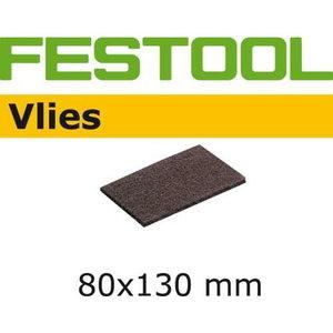 Šlif. medžiaga vlies STF-80x130/0-S800-VL 5vnt., Festool