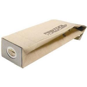Turbo filterkott TF-RS 1 / 5tk, Festool
