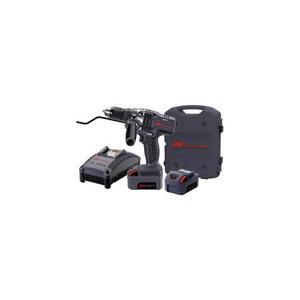 """Cordless drill 13 mm 1/2"""" IQv20 driver kit 20V Li-Ion bat., Ingersoll-Rand"""