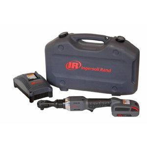 Variable Speed Ratchet R3130-K1-E 1/4 20V  Li-Ion battery, Ingersoll-Rand