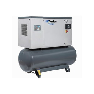 Skrūves kompresors 7,5 kW VB7,5i-10-272, Aerius