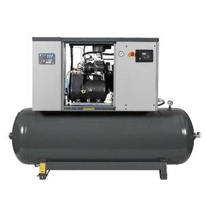 Skrūves kompresors 11kW VB11i-10-500, Aerius