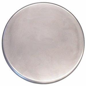 Glaistymo diskas iš nerūdijančio plieno Ø 350 glotnus velcro, Rokamat