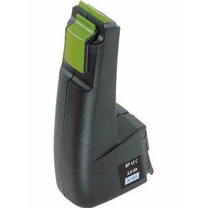 Akumulators BP 12 C NiMH / 3,0 Ah. For CDD 12, Festool