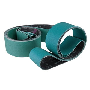 Sanding belt 100x2000mm, P60 (10 pcs), Bernardo