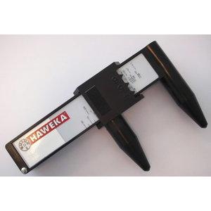 Poldivalemi (PCD) mõõtmise tööriist 4/5/6/ auguga veljele, Haweka