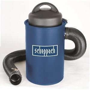 Dust collector HA 1000, including. adapter Set (4-pcs), Scheppach