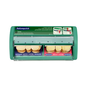 Plaster Dispenser Salvequick, 6036+6444 plasters, Cederroth