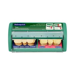 Salvequick plāksteru dozators, 6036+6444 plāksteri