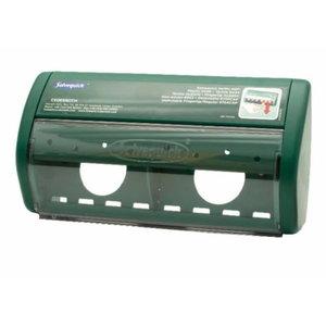 Salvequick Plaster Dispenser, empty, Cederroth