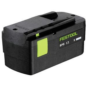 Akumulators BPS 12 S, NiMH, 3,0 Ah / 12V, Festool