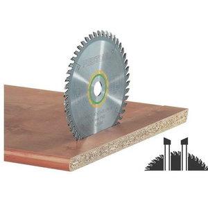 Fine tooth saw blade 160x2,2x20, W48, 5°. Wood, veneer, Festool