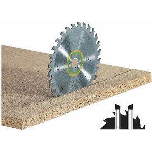 Saw blade 190x2,6, FF, W32, 10°. Universal, Festool