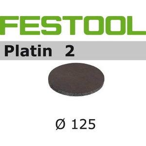 Slīpēšanas loksne PLATIN 2 / STF-D125 / S500 / 15 gab., Festool