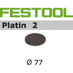 Lihvkettad PLATIN 2 / D77/0 / S2000 - 15 tk, Festool