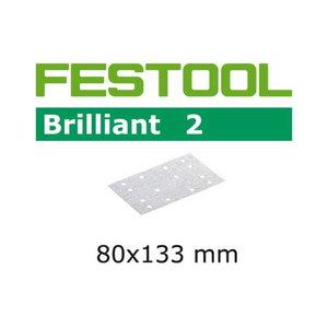 Šlif.pop. brill/2STF-80x133/14-P100-BR2 1 vnt., Festool