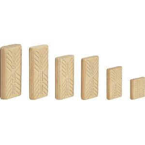 Domino küpsised, D 5x19x30 / 1800tk, Festool
