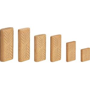 Domino küpsised, D 10x50 / 510tk, Festool