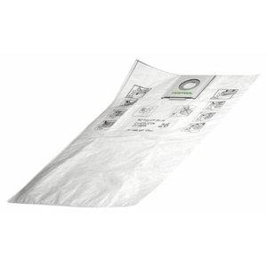 Self-cleaning filter bag SC-FIS-CT 26. 5pcs, Festool