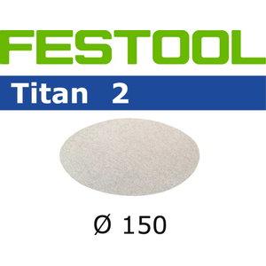 Šlif.pop.TitanSTF D150/0 P3000 100 vnt., Festool