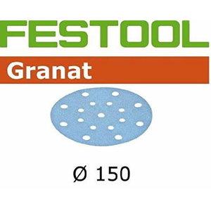Šlifavimo diskai STF D150/16 P1200 GR/50 50 vnt., Festool