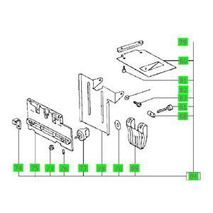 Toe komplekt töölauale MFT/3, Festool