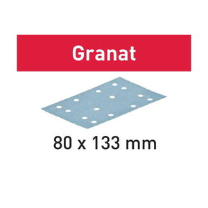 Smilšpapīrs STF 80x133 P120 GR/100, Festool