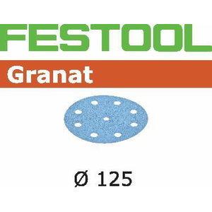 Abrazīvi GRANAT / STF D125/90 / P120 / 10 gab., Festool