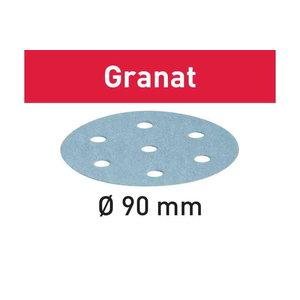 Šlifavimo diskai STF D90/6 P60 GR/50, Festool